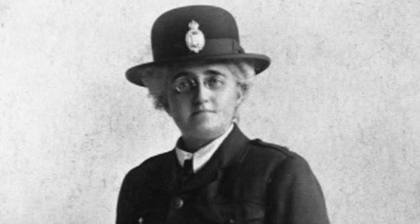 Britain's First Policewoman