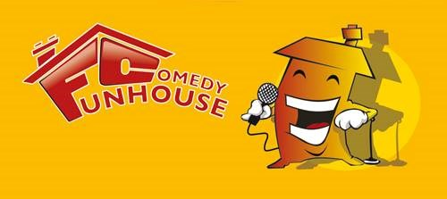Funhouse Comedy Club June 2018