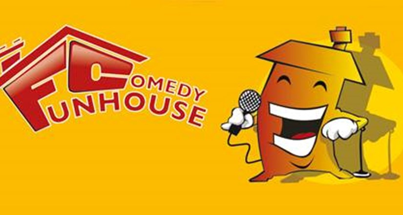 Funhouse Comedy Club 2019 May