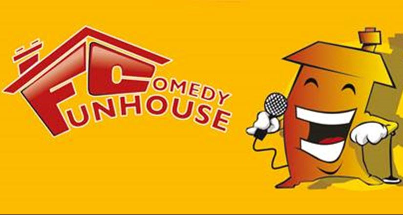 Funhouse Comedy Club 2019 February