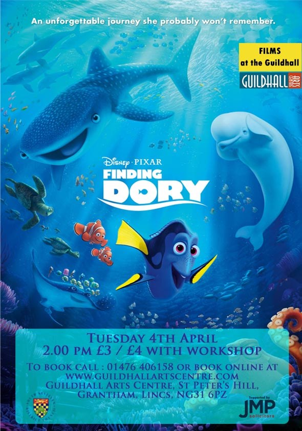 Finding Dory Craft Workshop