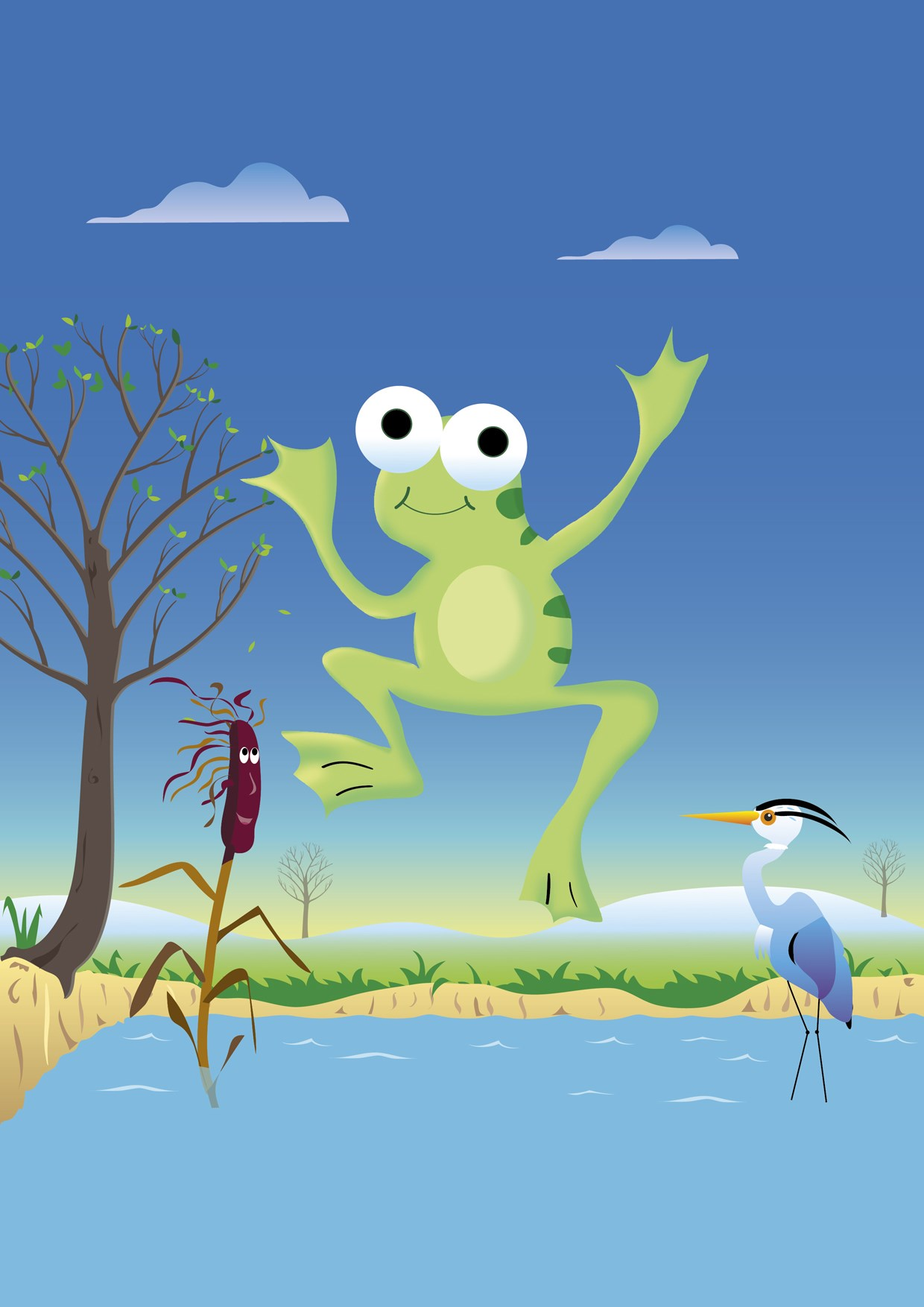 Leaping Frog Craft Workshop