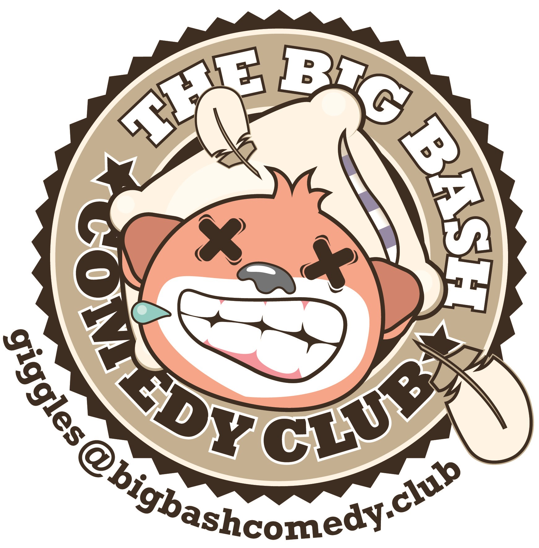 Big Bash Comedy Club in association with Funhouse Comedy Club