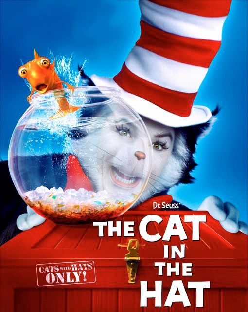 The Cat in The Hat (PG)