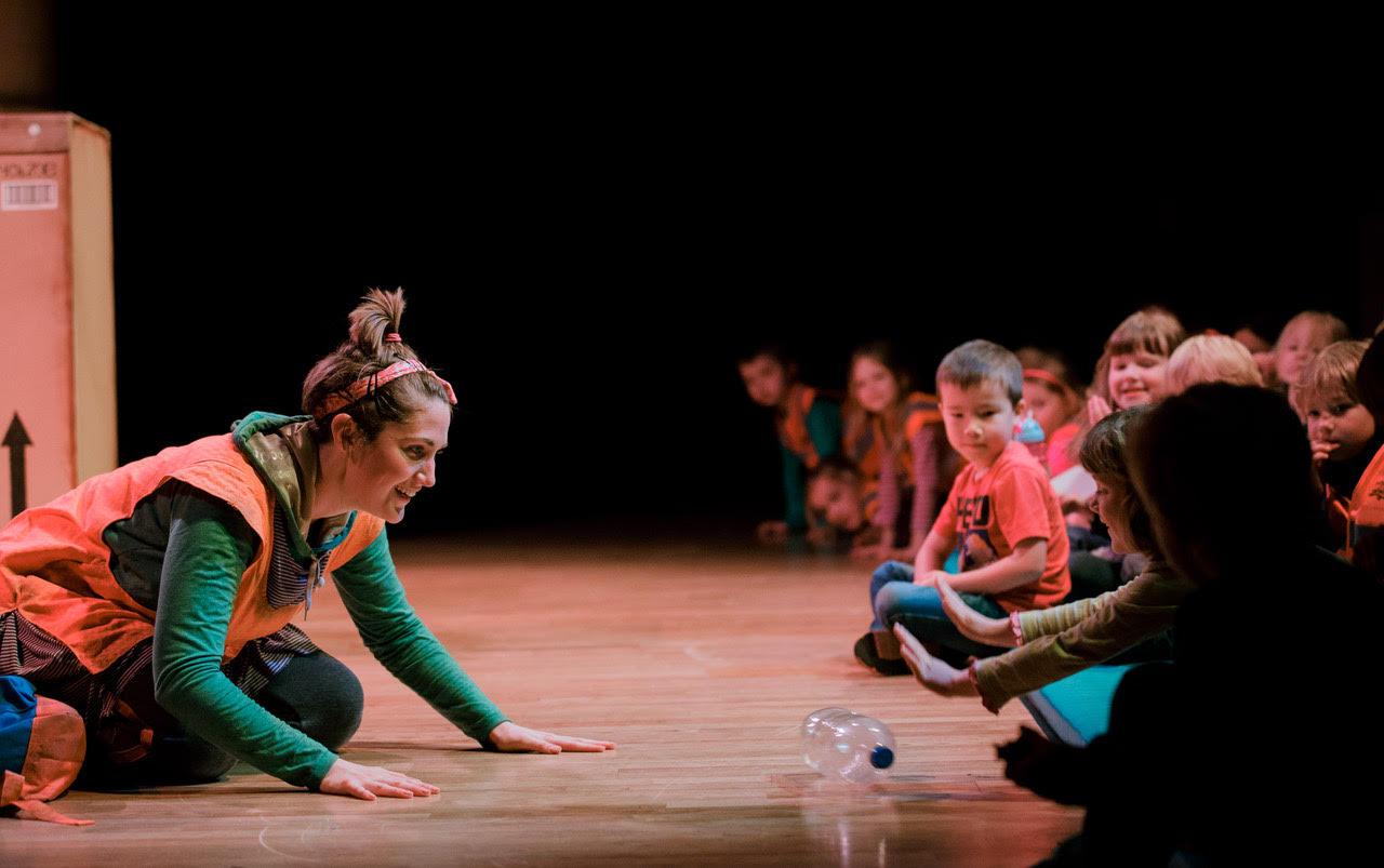 support children's theatre - HD5603×3517