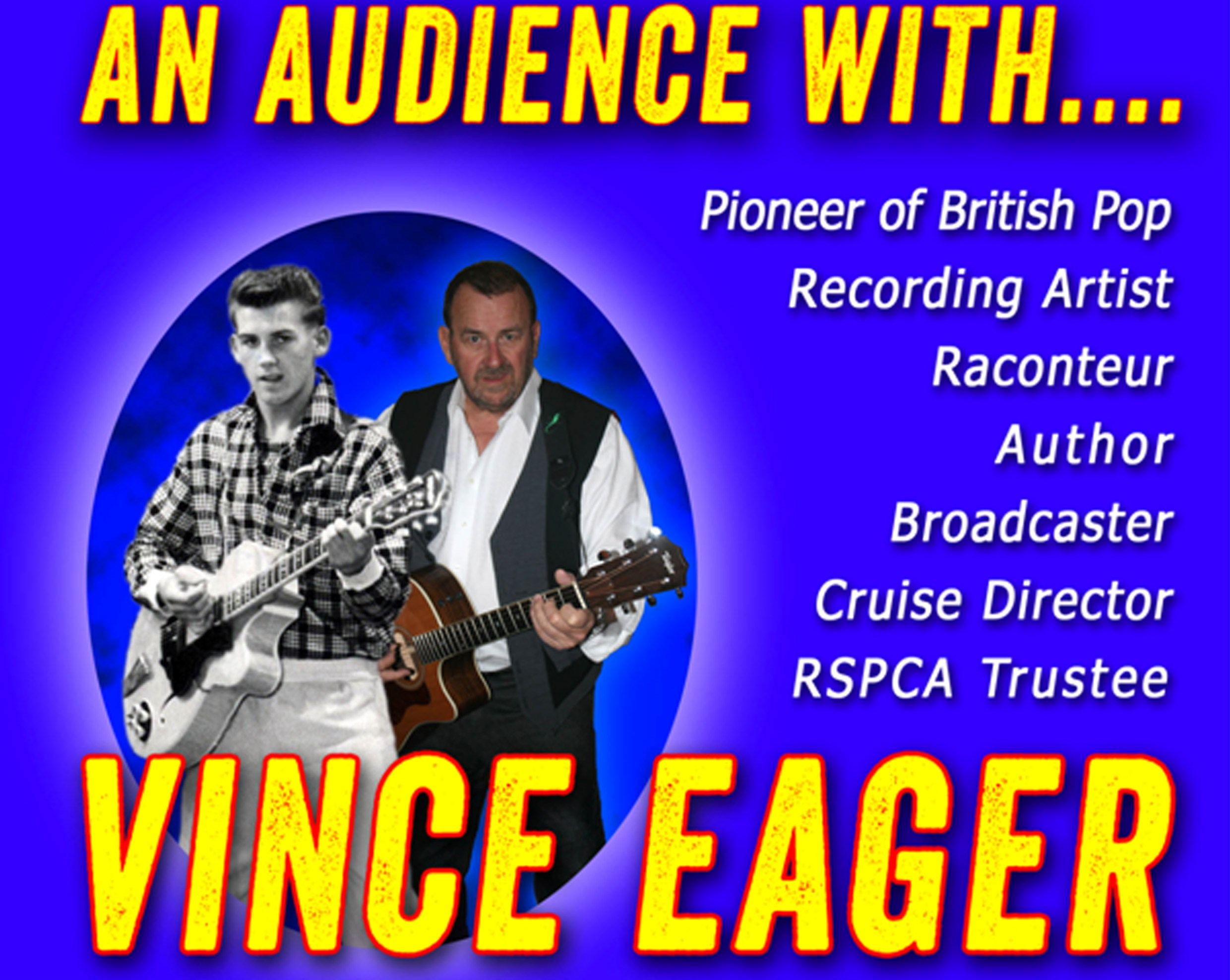 An Audience With Vince Eager