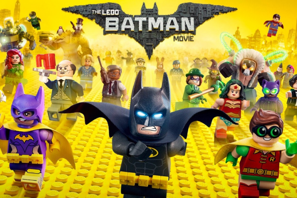 The Lego Batman Movie (U)