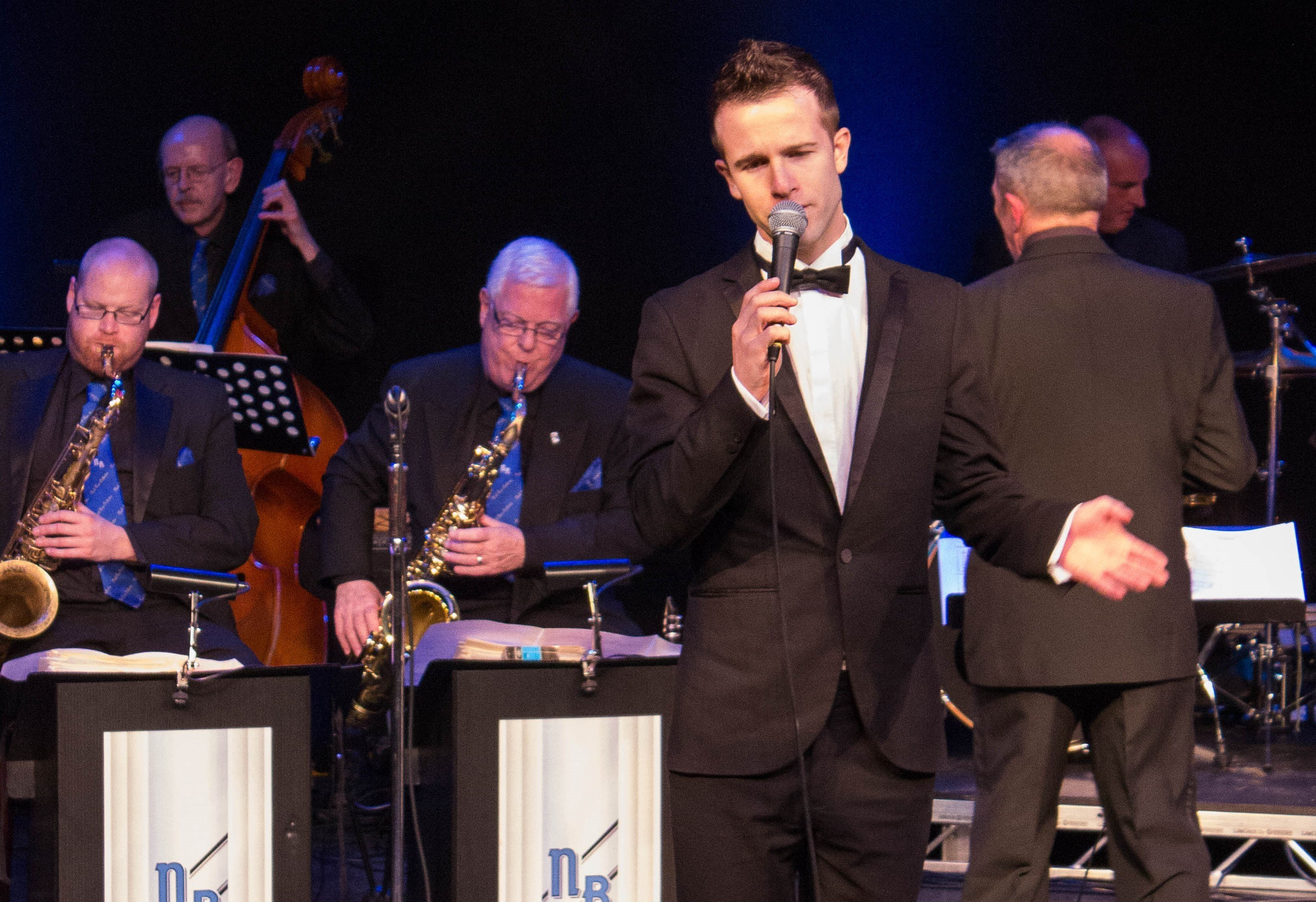 The Nick Ross Orchestra Presents Sounds of the Glenn Miller Era