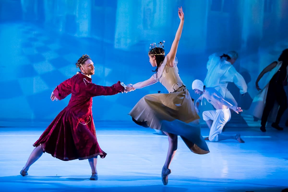 The Light Princess - Ballet Cymru