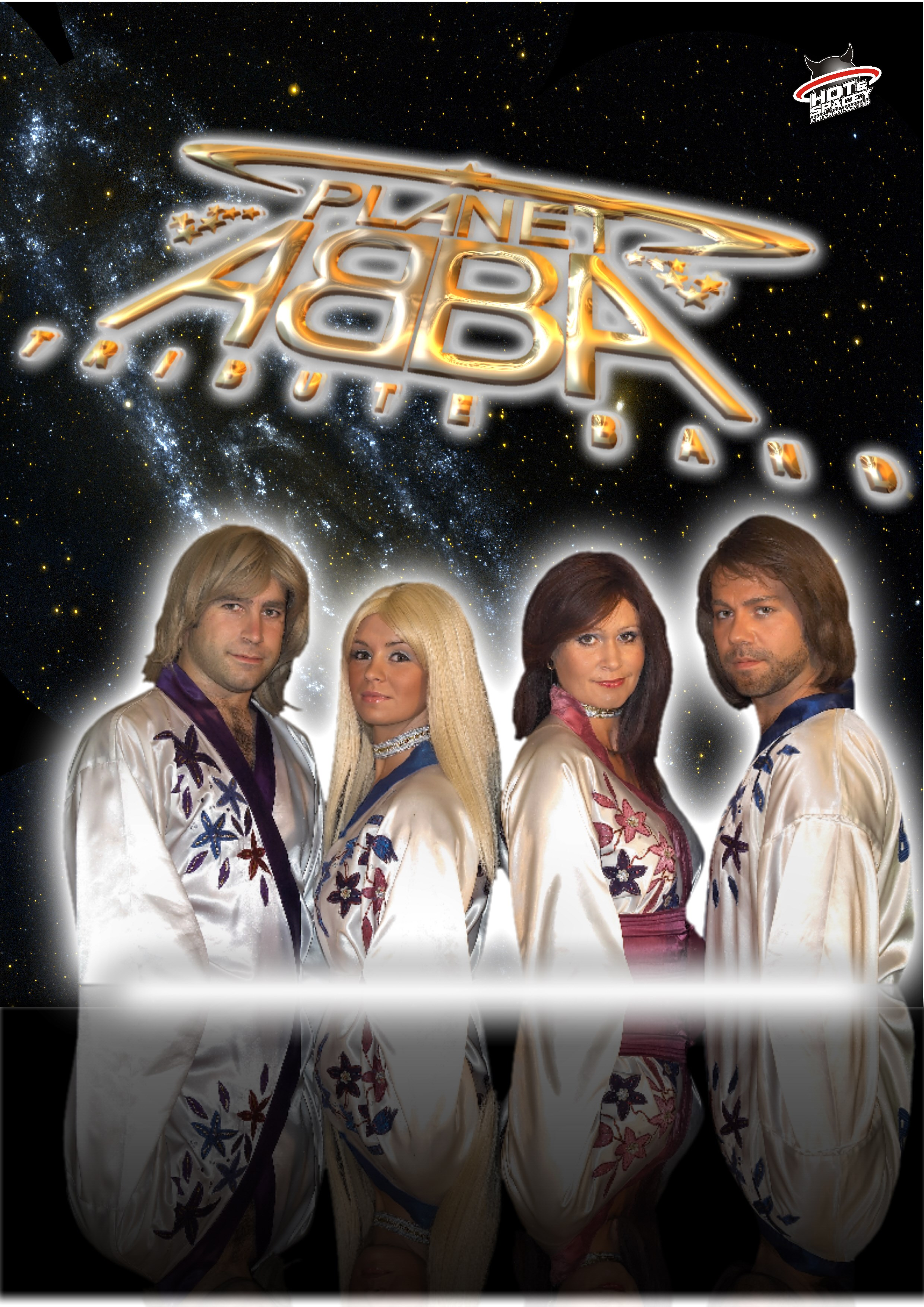 Planet ABBA - Bourne Corn Exchange