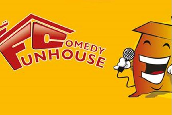 Funhouse Comedy Club 2019 September