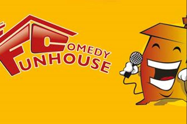 Funhouse Comedy Club 2019 October
