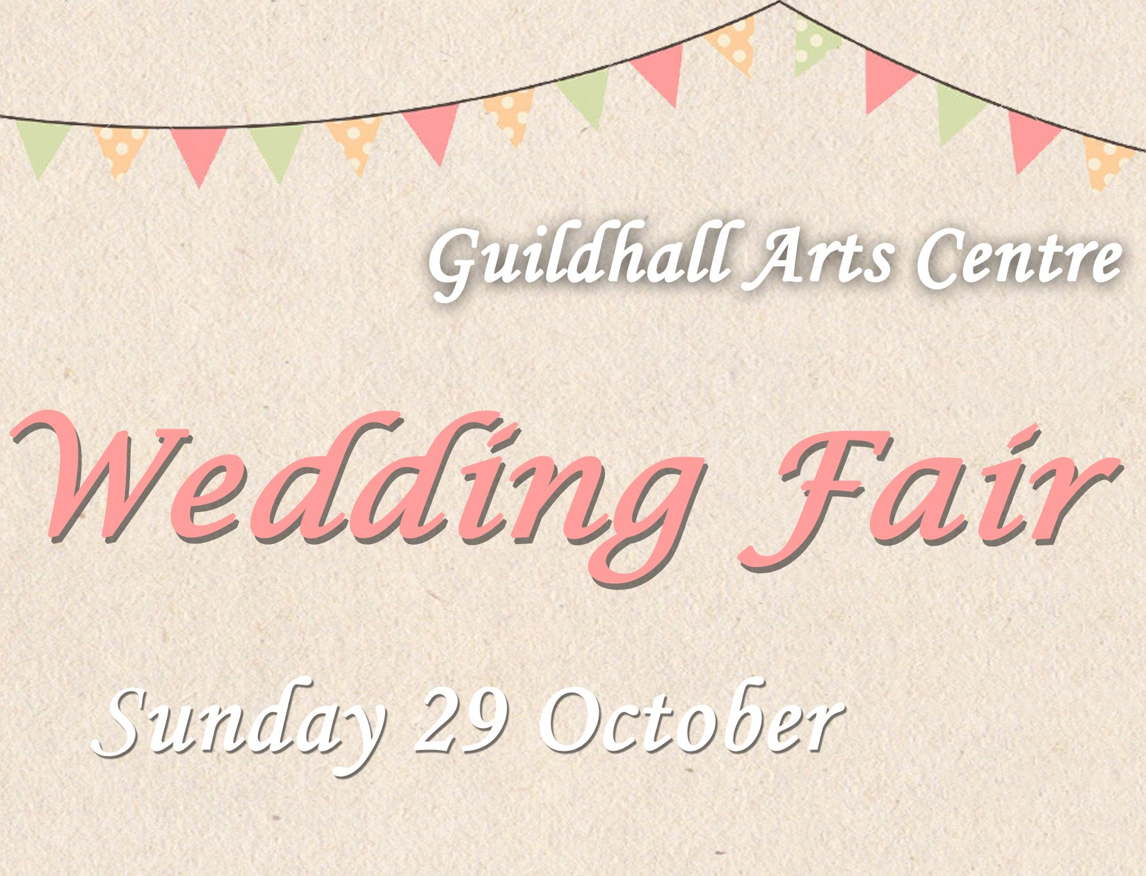 Guildhall Wedding Fair Admission