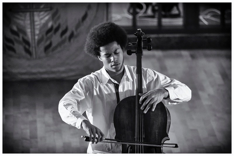 Sheku Kanneh-Mason (Cello)