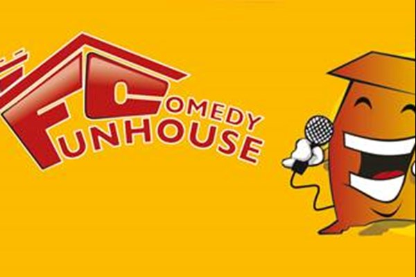 Funhouse Comedy Club 2019 November