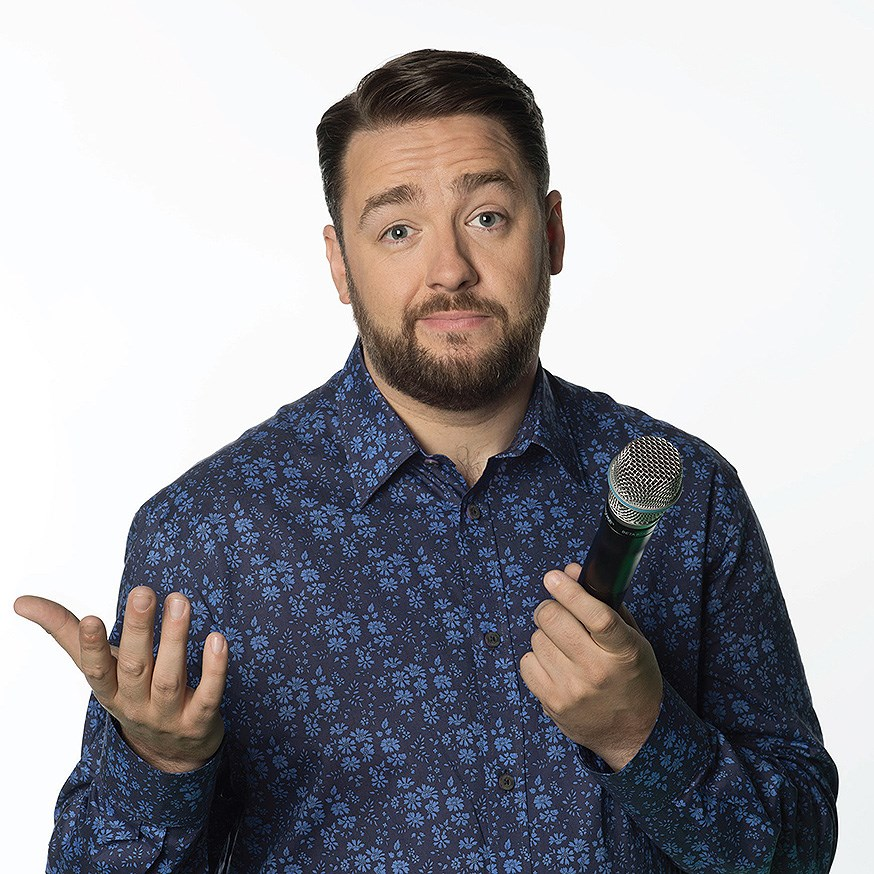 Jason Manford: Muddle Class UK Tour