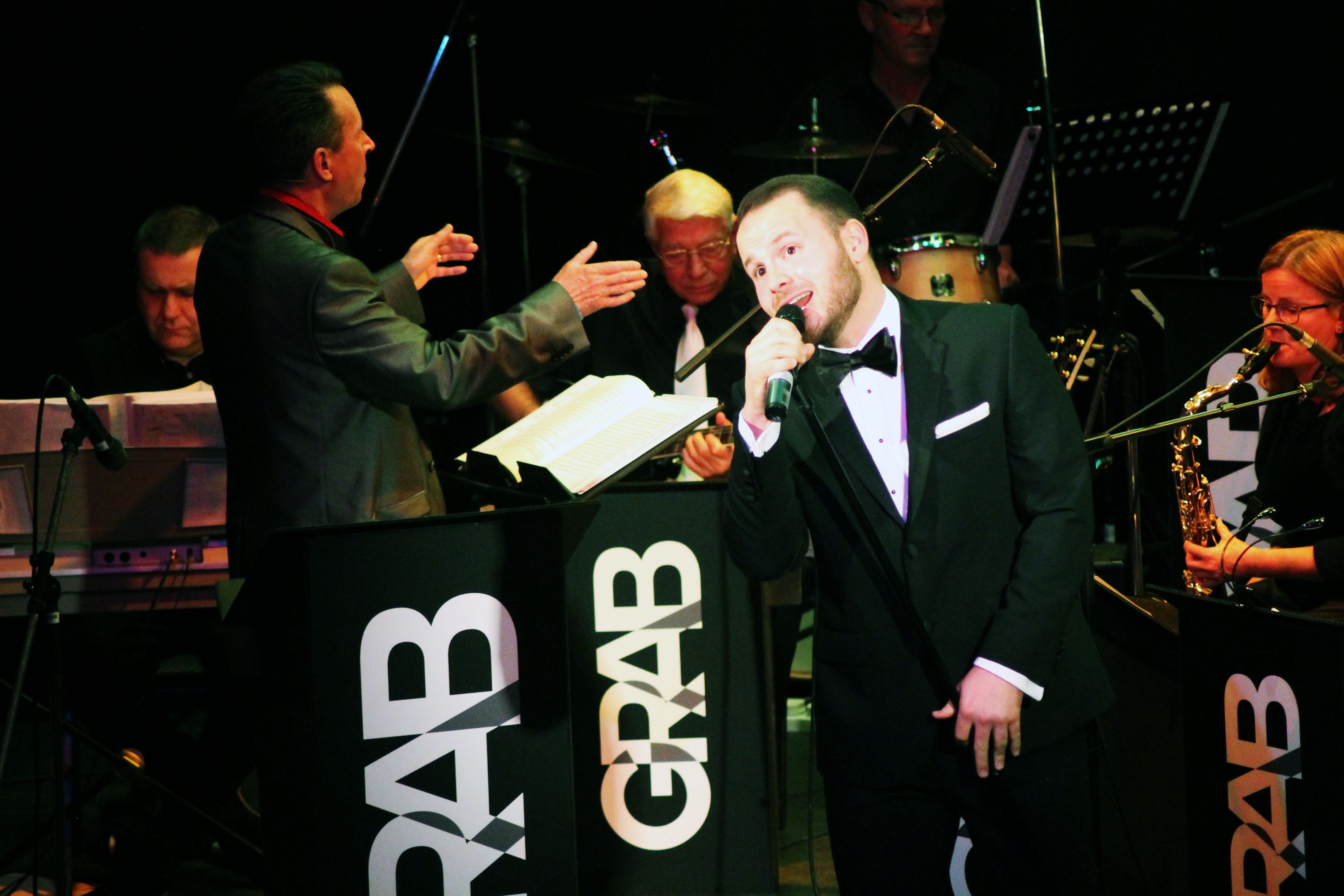 GRAB's Big Band Bash 2.0