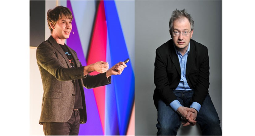 An Evening with Professor Brian Cox & Robin Ince