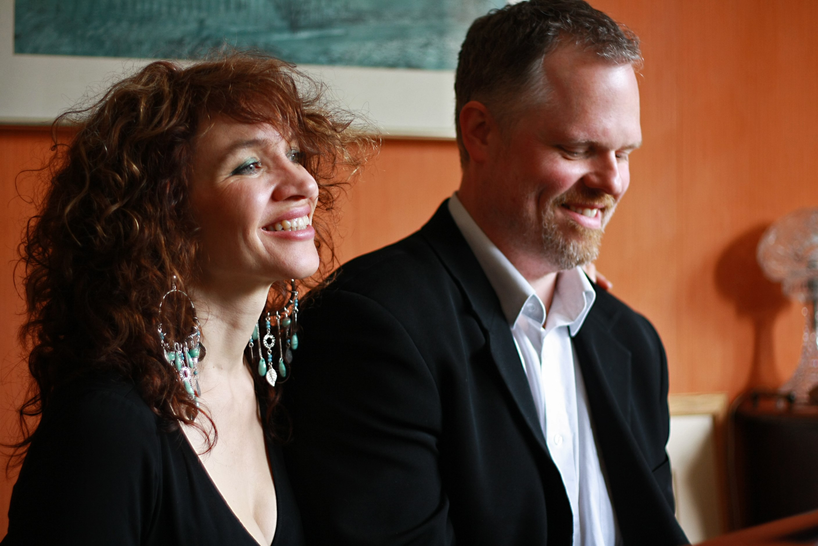 Just You, Just Me - Jacqui Dankworth & Charlie Wood