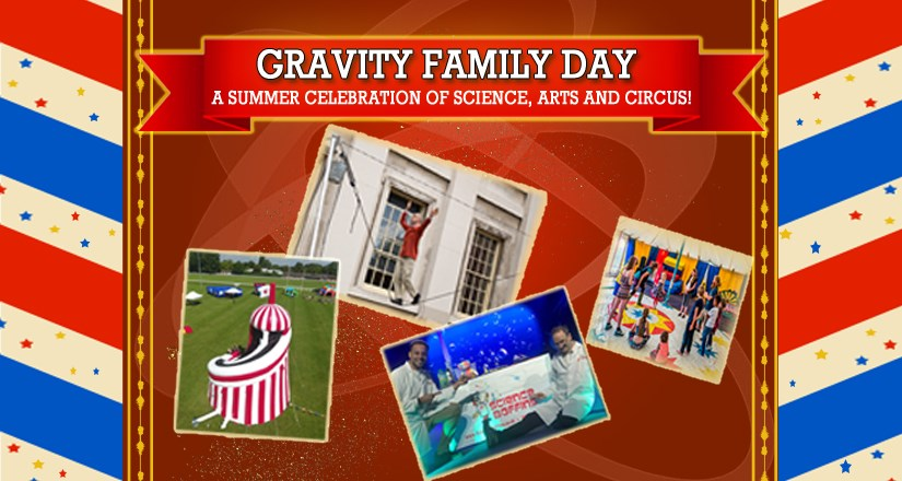 GRAVITY FIELDS FESTIVAL FAMILY DAY