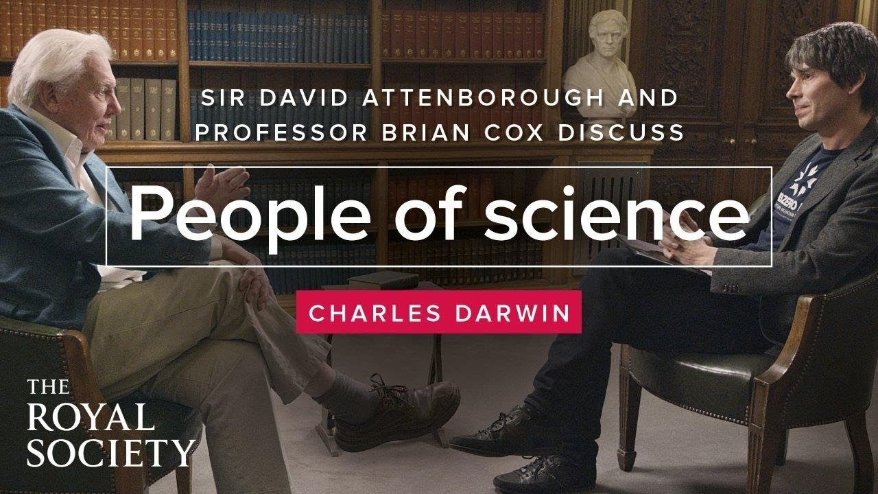 People of Science - A Royal Society Film