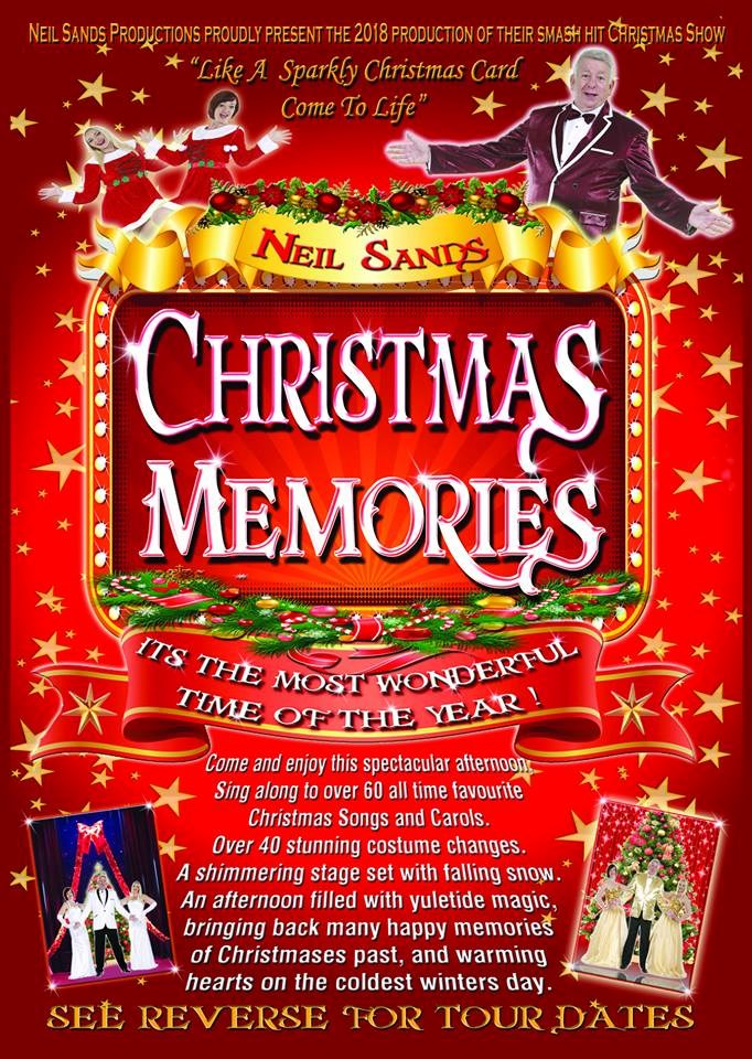 Christmas Memories BCE - Neil Sands Productions