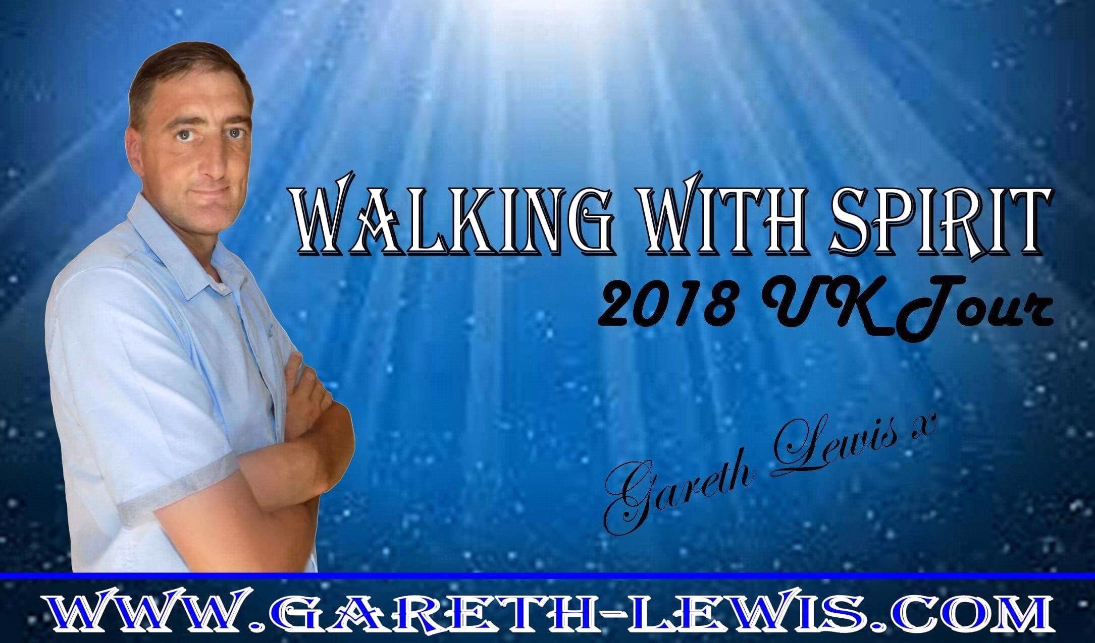Psychic Night - Gareth Lewis