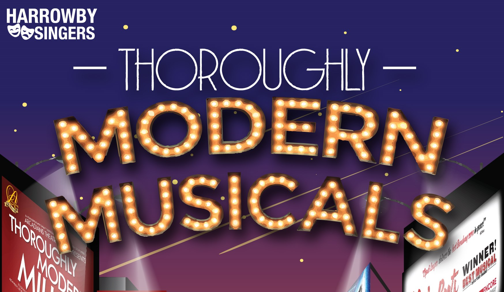 Thoroughly Modern Musicals