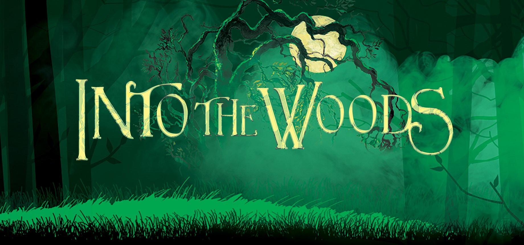 Into the Woods in Wyndham Park