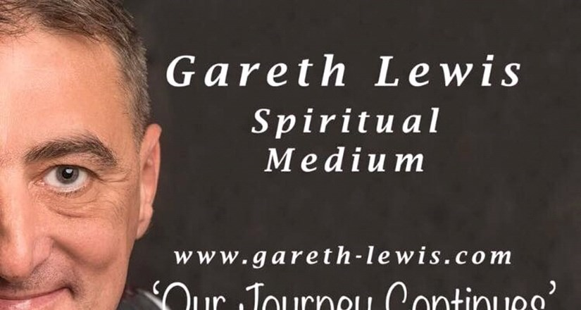 'Our Journey Continues' - Gareth Lewis - BCE