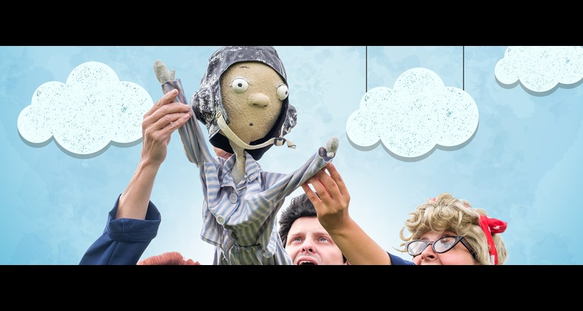 The Boy Who Wanted to Fly - Rhubarb Theatre Company