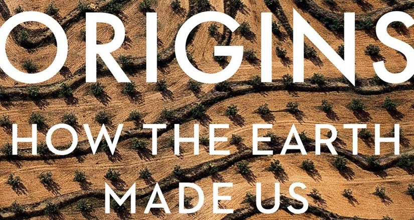 Origins - How the Earth Made Us (Lewis Dartnell)