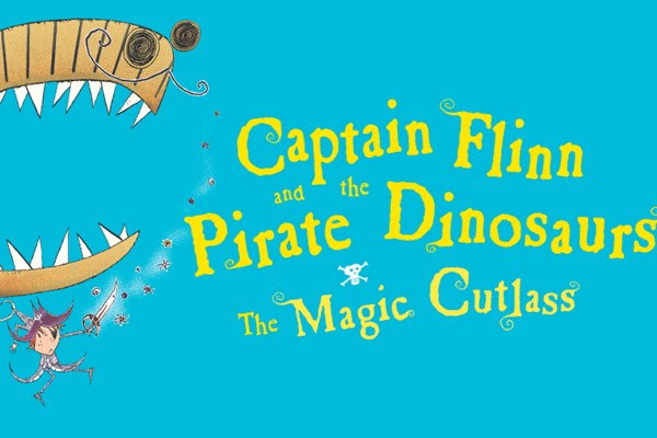 Captain Flinn and the Pirate Dinosaurs 2: The Magic Cutlass