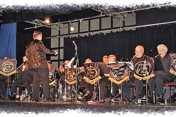 An Evening with the Belvoir Big Band