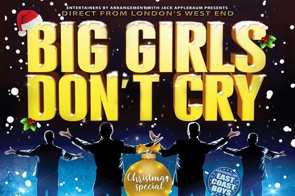 Big Girls Don't Cry - 10th Anniversary Tour