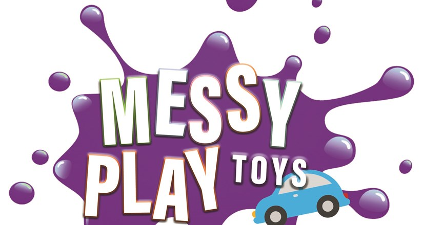 Messy Play for Creative Kids - TOYS!