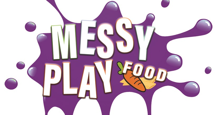 Messy Play for Creative Kids - Food!