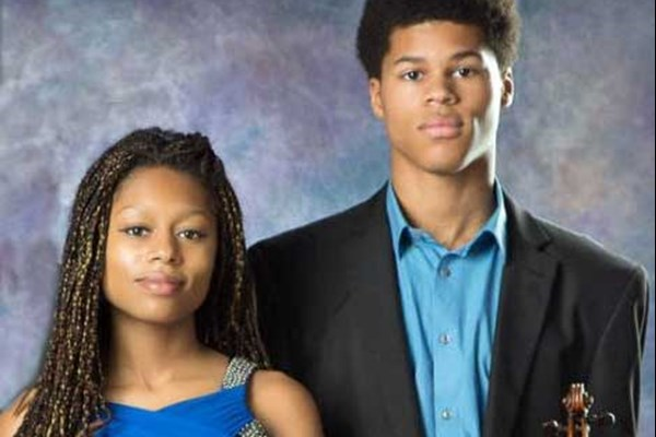 The Kanneh-Mason Duo