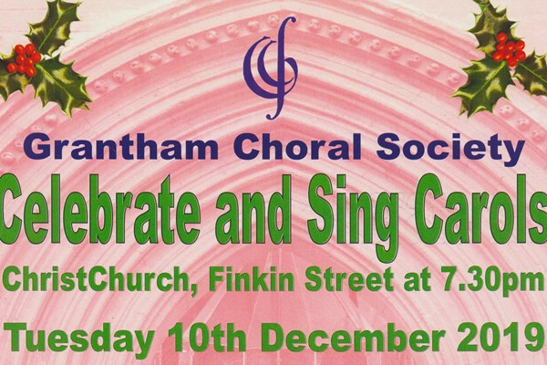 Celebrate and Sing Carols - Grantham Choral Society