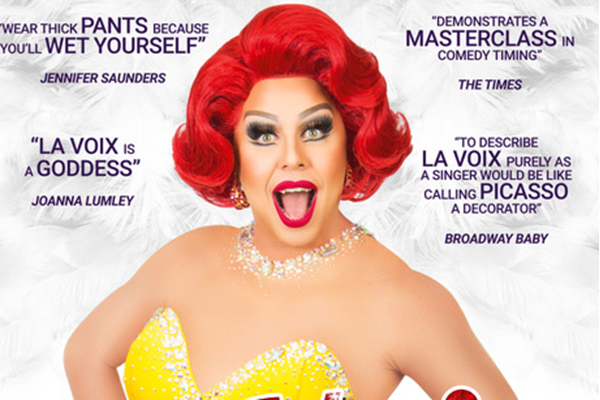 La Voix - The UK's Funniest Red Head