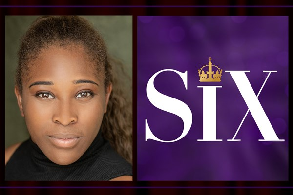 SIX Dance Workshop with Shekinah McFarlane
