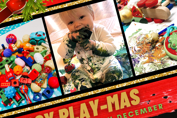 Messy Play - CHRISTMAS