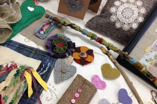Online Crafting with Jane Schofield